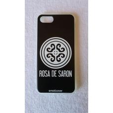 Capinha para celular - Iphone 7 / 8 - Rosa De Saron 01