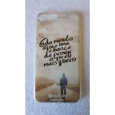Capinha para celular - Iphone 7 / 8 Plus - Rosa De Saron 19