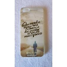 Capinha para celular - Iphone 5/5S/Se - Rosa De Saron 19