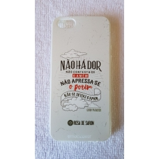 Capinha para celular - Iphone 5/5S/Se - Rosa De Saron 20