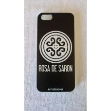 Capinha para celular - Iphone 5/5S/Se - Rosa De Saron 01