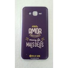 Capinha para celular - Samsung J7 / J7 Neo - Rosa De Saron 14