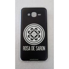 Capinha para celular - Samsung J7 / J7 Neo - Rosa De Saron 01