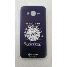 Capinha para celular - Samsung J7 / J7 Neo - Rosa De Saron 12