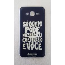 Capinha para celular - Samsung J7 / J7 Neo - Rosa De Saron 09