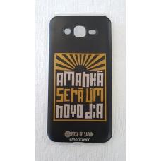 Capinha para celular - Samsung J7 / J7 Neo - Rosa De Saron 03