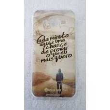 Capinha para celular - Samsung J5 J500 - Rosa De Saron 19