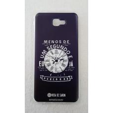 Capinha para celular - Samsung J7 Prime  - Rosa De Saron 12