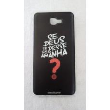 Capinha para celular - Samsung J7 Prime - Rosa De Saron 04