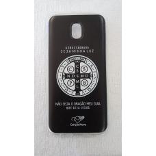 Capinha para celular - Samsung J5 Pro - Medalha São Bento Cn