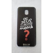 Capinha para celular - Samsung J5 Pro - Rosa De Saron 04