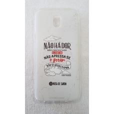 Capinha para celular - Samsung J5 Pro - Rosa De Saron 20