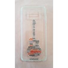 Capinha para celular - Samsung S8 - Musica
