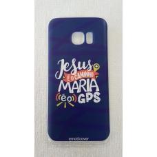 Capinha para celular - Samsung S7 Edge - Religião 144