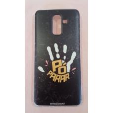 Capinha para celular - Samsung J8 / A6 Plus - Dunga 01