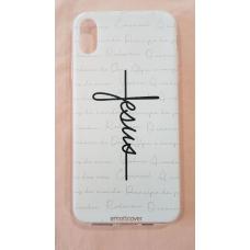 Capinha para celular - Iphone XS MAX - Religião 187