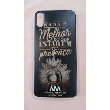Capinha para celular - Iphone XS MAX - Nando Mendes 10