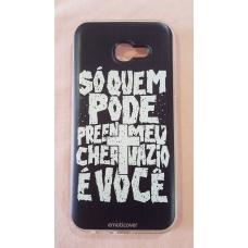 Capinha para celular - Samsung A5 2017 - Rosa De Saron 09