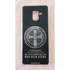 Capinha para celular - Samsung A8 Plus - Religião 172