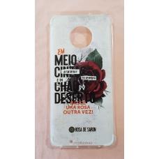 Capinha para celular - Motorola G6 - Rosa De Saron 25