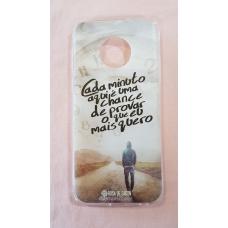 Capinha para celular - Motorola G6 - Rosa De Saron 19
