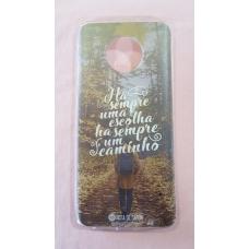 Capinha para celular - Motorola G6 Plus - Rosa De Saron 16