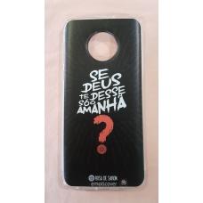 Capinha para celular - Motorola G6 Plus - Rosa De Saron 04