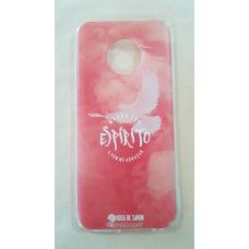 Capinha para celular - Motorola G6 - Rosa De Saron 17