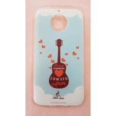 Capinha para celular - Motorola G5S - Fatima Souza 12
