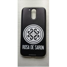 Capinha para celular - Motorola G4 / G4 Plus - Rosa De Saron 01