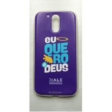 Capinha para celular - Motorola G4 / G4 Plus - Dj Ale 10