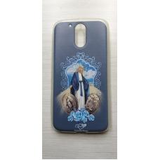 Capinha para celular - Motorola G4 / G4 Plus - Nossa Senhora Graças Cn