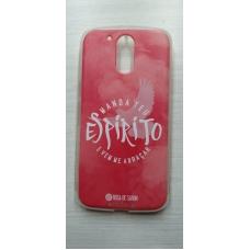 Capinha para celular - Motorola G4 / G4 Plus - Rosa De Saron 17