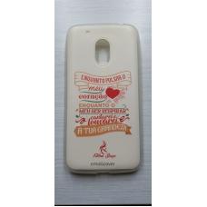 Capinha para celular - Motorola G4 Play - Fatima Souza 03