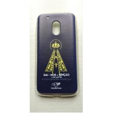 Capinha para celular - Motorola G4 Play - Dai-Nos A Benção - Ns Aparecida