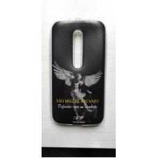 Capinha para celular - Motorola G3 - São Miguel Cn