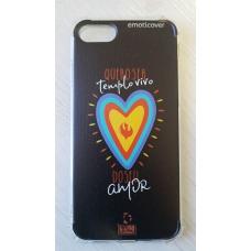 Capinha para celular - Iphone 7 / 8 - Diego - Quero ser templo