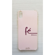 Capinha para celular - Iphone XR - Fé - 171