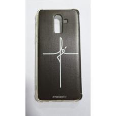 Capinha para celular - Samsung J8 / A6 Plus - 184 Fé