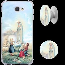 Kit Capinha com Pop-selfie - Religião 154 - Nossa Senhora de Fátima