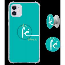 Kit Capinha com Pop-selfie - Religião 170 - Fé