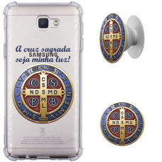 Kit Capinha com Pop-selfie - Religião 52 - São Bento