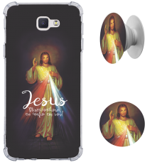 Kit Capinha com Pop-selfie - Religião 66 - Jesus Misericordioso