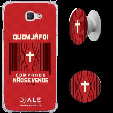 Kit Capinha com Pop-selfie - DJ Ale 05 - Quem já foi comprado não se vende