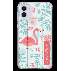 Kit Capinha com Pop-Holder - Flamingo 02