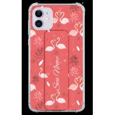 Kit Capinha com Pop-Holder - Flamingo 05