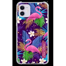 Kit Capinha com Pop-Holder - Flamingo 11