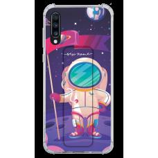 Kit Capinha com Pop-Holder - Personalizado com nome - Space 06