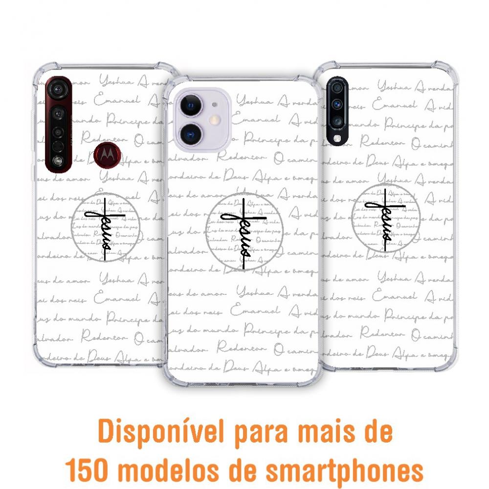 Kit Capinha com Pop-selfie - Religião 187 - Jesus Cruz