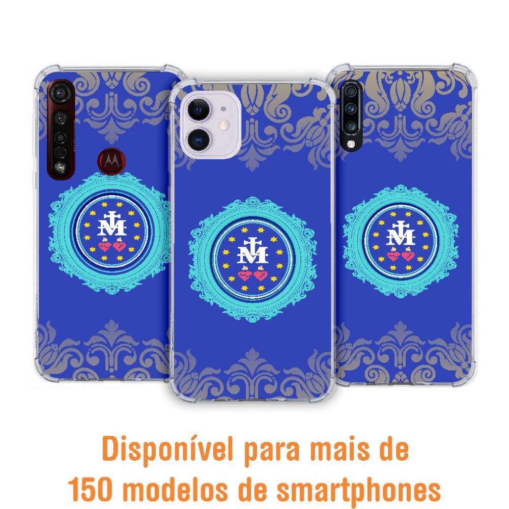 Kit Capinha com Pop-selfie - Religião 189 - Medalha Milagrosa